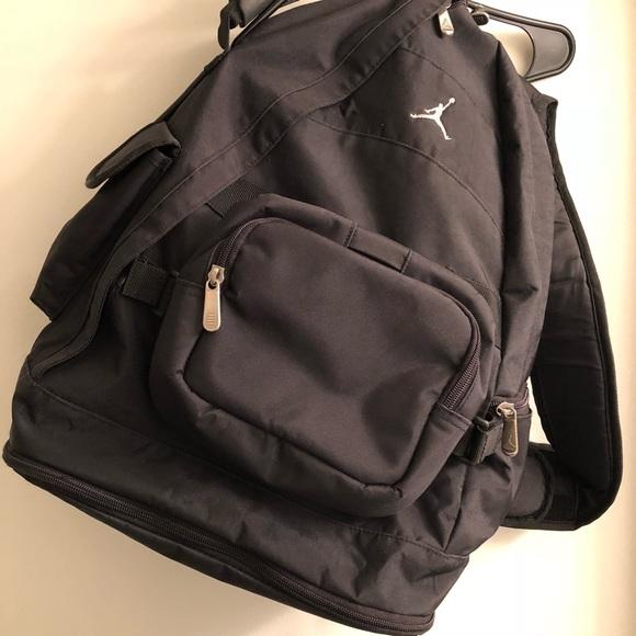 Nike Jordan Single Strap Backpack. M 5a7feee63afbbdc9dd62bf26 a0e163cf72e4c